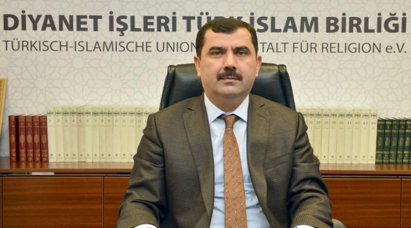 """Türkmen: """"Bayramın yeryüzünde iyilik ve tebessüm katsayısının artmasına vesile olsun"""""""