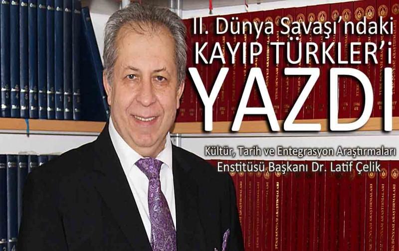 Gazeteci Dr. Latif Çelik'ten bir kitap daha...