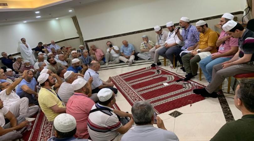 Kutsal topraklarda Kur'an ziyafeti