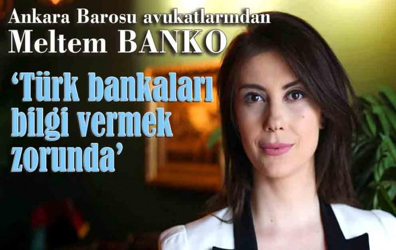 Avukat Meltem Banko'dan Avrupalı Türkler'e uyarı