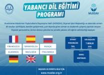 MÜSDAV Diyanet personeline yönelik yabancı dil kursları düzenleyecek