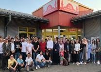 """""""İslam'da Evlilik ve Aile"""" konulu seminere gençlerden yoğun ilgi"""