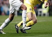Real Madrid sahasında yenildi