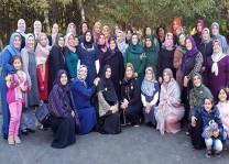 DİTİB kadın kolları hizmet içi eğitim seminerinde bir araya geldi