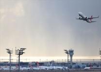 Sabiha Gökçen Havalimanı`ndaki 2. pist çalışmaları devam ediyor