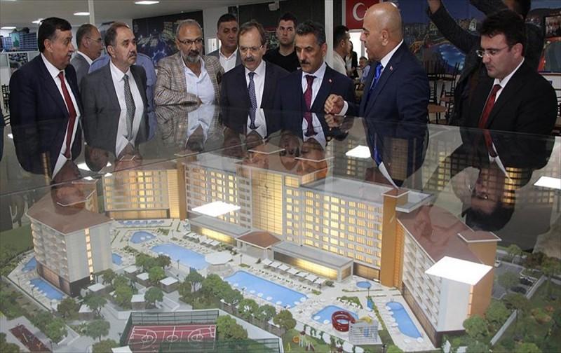 Samsun'a 100 milyon TL'lik jeotermal yatırımı