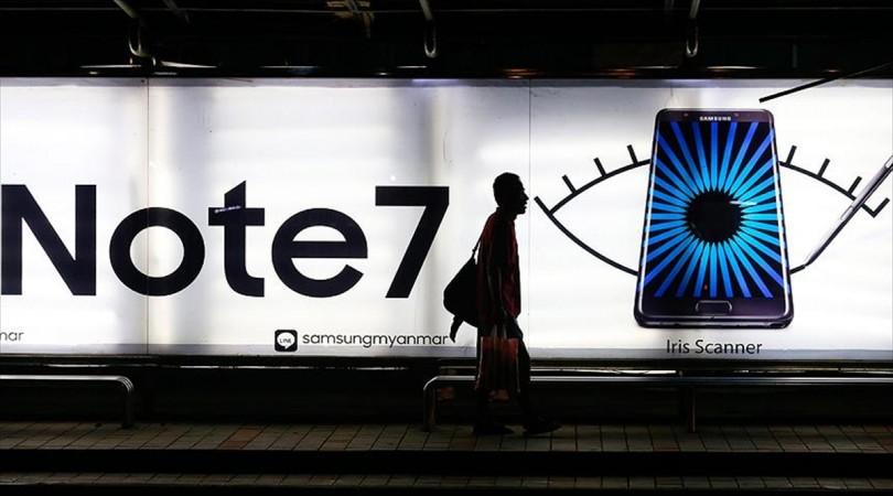 Samsung, Note 7deki arızanın nedenini açıkladı