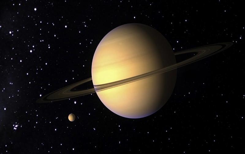 Satürn`ün uydusu Titan`da deniz seviyesi tespit edildi