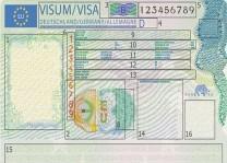 Schengenin tasarımı değişti