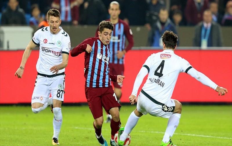 Son şampiyon Trabzonspor`u kupanın dışına itti