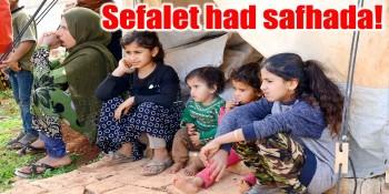 NRW HABER Suriye'de mültecilerle birlikteydi