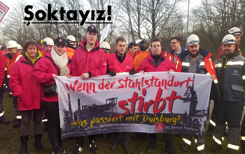 ThyssenKrupp-Süd satılacak mı ? Kapanacak mı?
