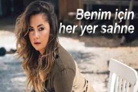 Tv dizilerinin Karadenizli'si Toprak Sağlam