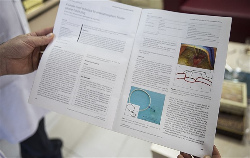 Türk doktorun buluşuna ABD`den patent