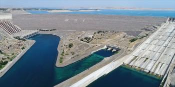 Türkiyenin enerji lokomotifi: Atatürk Barajı