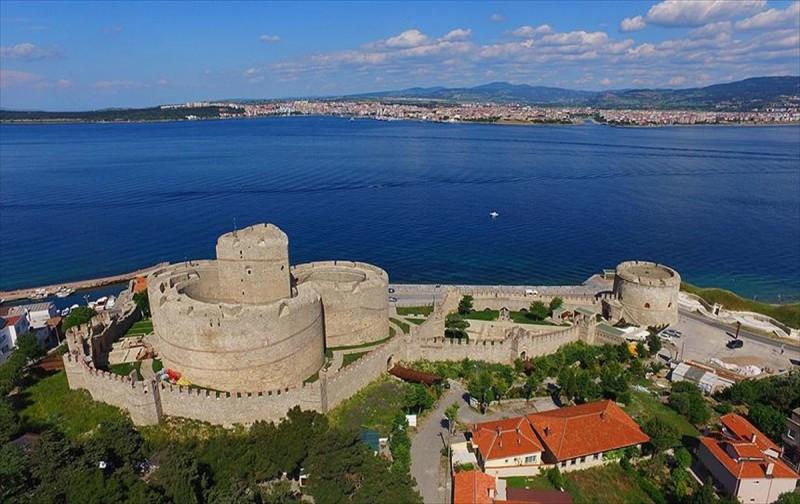 Türkiye`nin ilk kale müzesi 18 Martta açılacak