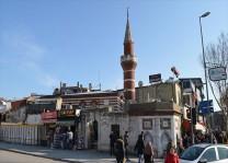 Üsküdar`daki Selman Ağa Camisi görünür hale geliyor
