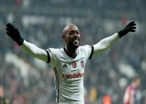 Vagner Love Beşiktaş`ta seriyi sürdürme peşinde