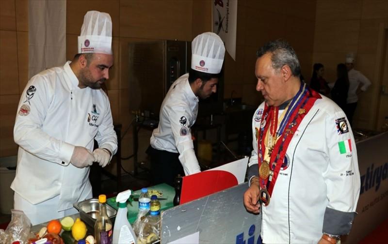 Yabancı şeflerden Türk mutfağına çağrı