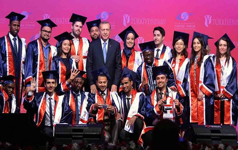 Yüzbinlerce öğrenci Türkiye'yi tercih etti