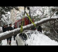 Yurtta kış hayatı olumsuz etkiledi